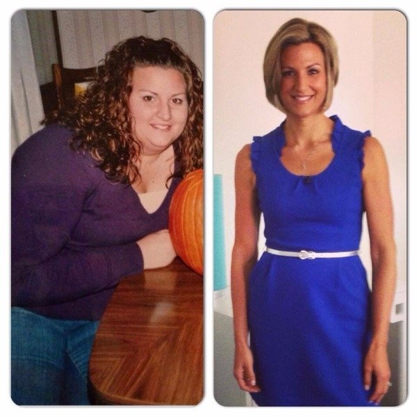 25個「阻止你繼續吃下去」的超勵志減肥故事 女兒1句話就消掉老爸48公斤的負擔!