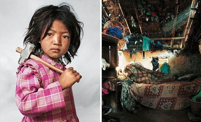 10個「世界各地孩子的房間」 東京娃娃房 vs 柬埔寨輪胎床根本2個世界...