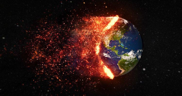 天文學家發現銀河系「即將被撞飛」 末.日那天若出現「華麗宇宙煙火」就快點擁抱愛人吧!