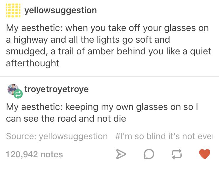 23個只有「戴過眼鏡的人」才會看得懂的悲慘真相 想性感看人一整個超蠢