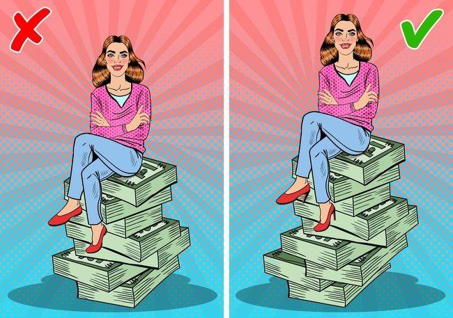 想要變成有錢人「絕對不可以做」的12件事情 害怕問升遷正是大忌!