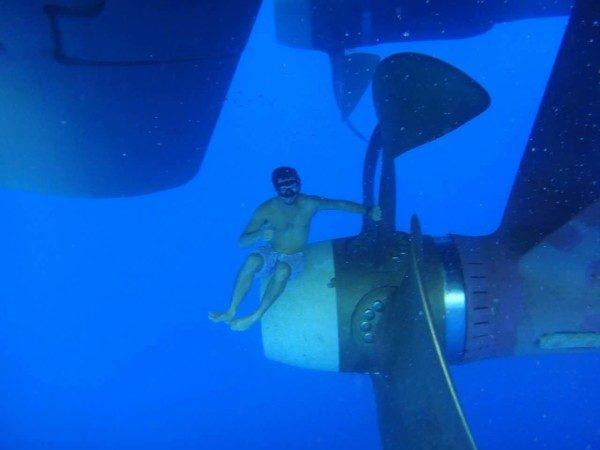 比密集更可怕!24張看到一半就會失控發抖的「海洋恐懼症」照片