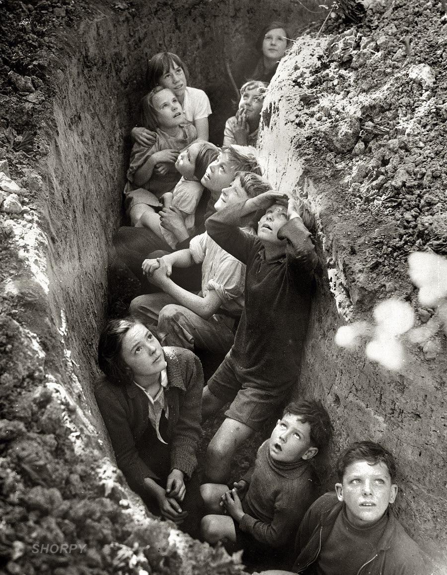 17張「歷史比你想像中更恐怖」的罕見老照片
