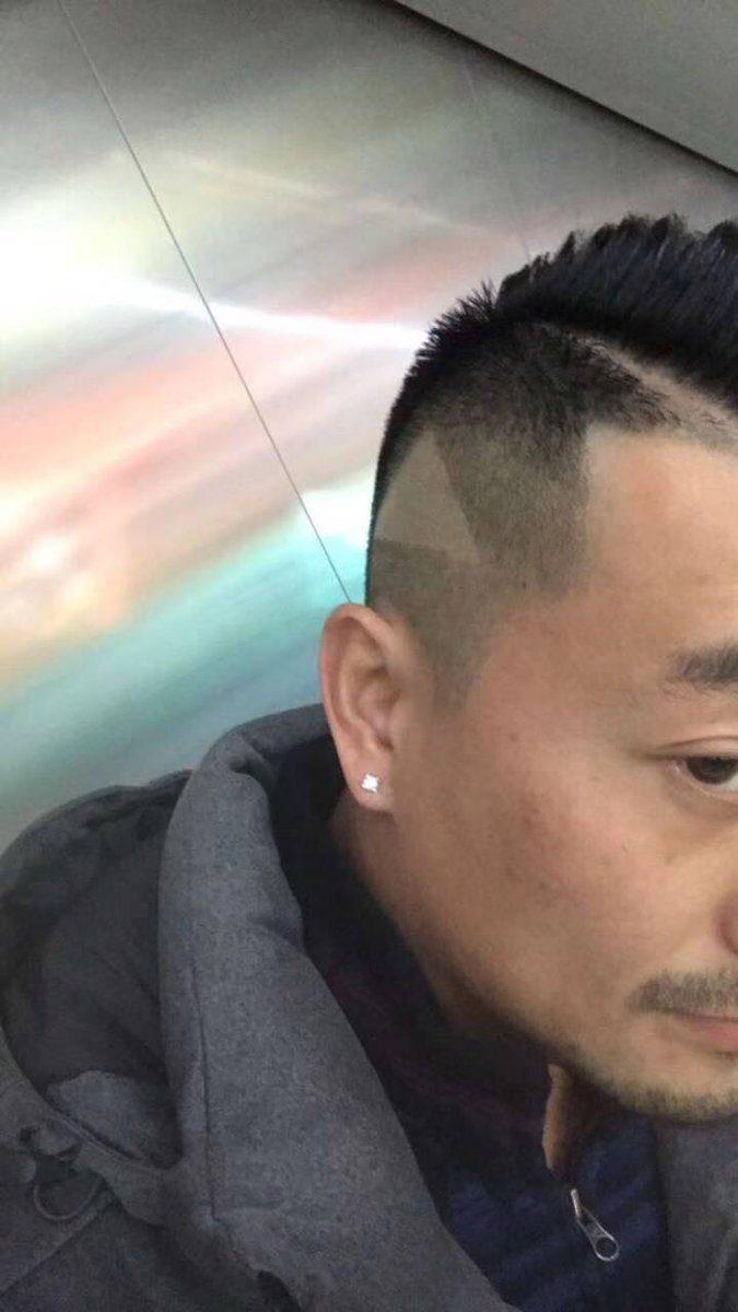 崩潰!從影片截圖給髮型師參考 對方敬業說「髮型上有三角」盡力神還原...他後悔都來不及了