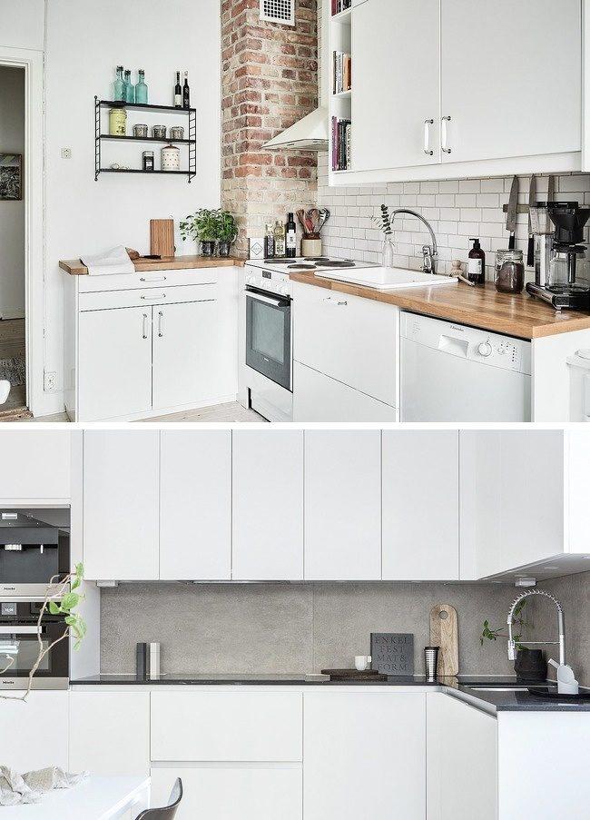 13個「讓你的廚房空間瞬間變大」的聰明設計 第一步:直接把門拆掉!