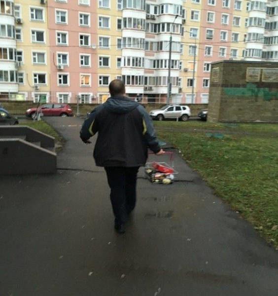 20張證明俄羅斯根本是外星世界的「戰鬥民族平凡日常」 內褲山超扯!