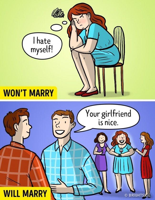 10個「男人決定要把你娶回家」的重要特質 證明他們絕對不只看外表!