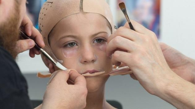 12張《奇蹟男孩》特殊化妝過程 濃縮時間3小時→1.5小時「逼真程度還是贏慘特效」!