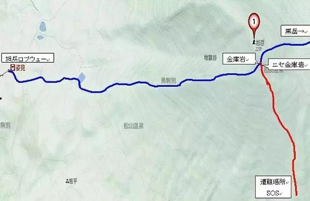 日本旭岳山驚現詭譎巨型SOS!搜救隊救出登山客 意外扯出25年前「錄音帶單字呼救奇案」