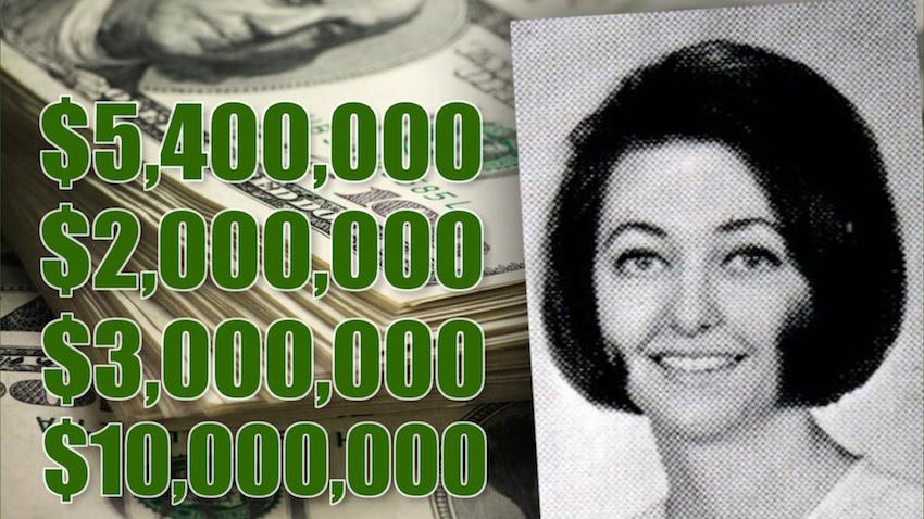 全世界「最被命運之神眷顧」的2個人 她7年狂中「4次頭獎」...幸運到被FBI盯上!