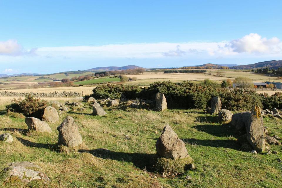 4500年石陣群現身專家超激動 農民「直接戳破是山寨貨」:它年紀比我還小