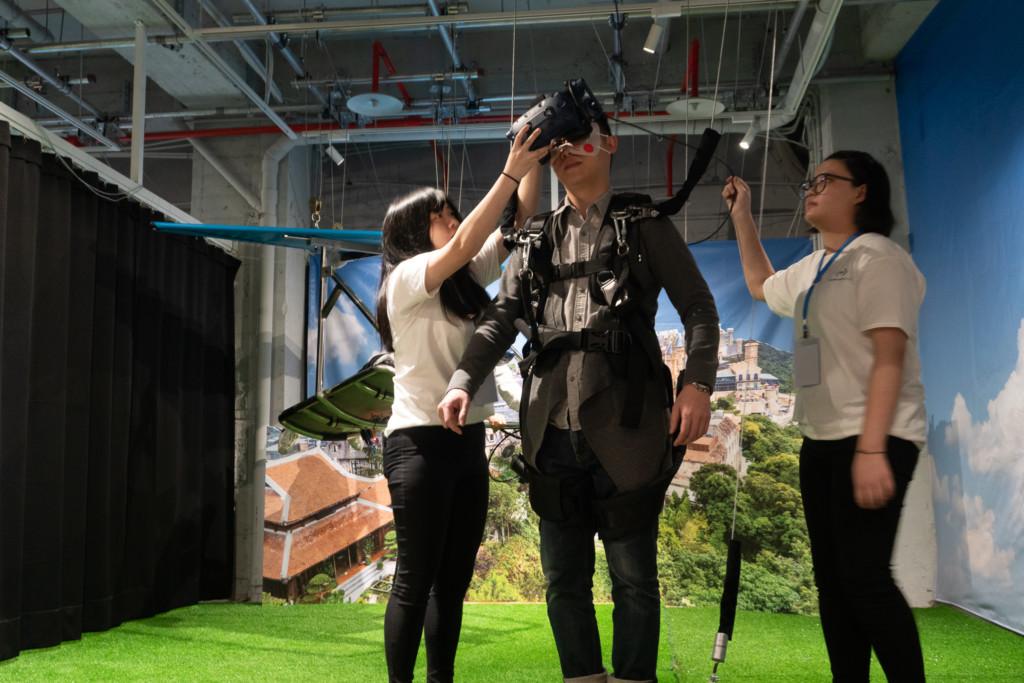 全球首家「TripMomentVR 時刻旅行樂園」落腳台北東區 將科技結合內容創造旅行產業新方向!