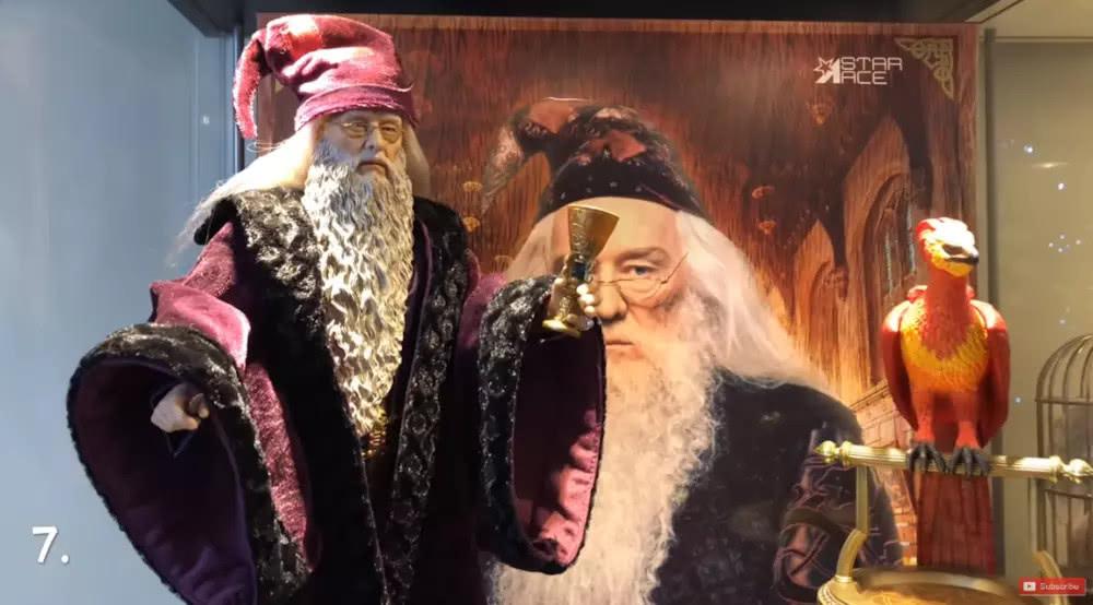 最狂鐵粉蒐集週邊20年!她把收藏室變成霍格華茲 2個兒子還取名「哈利和丹尼爾」