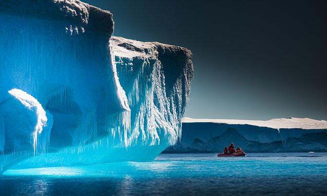 南極只是融化「冰山一角」 科學家偵測數據:人類的工業活動是在滅掉自己!