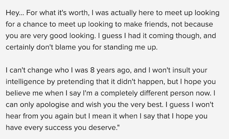 女孩12歲被笑「毛跟男人一樣多」 變正後對方卻失憶想約會…她爆氣:記得8年前?