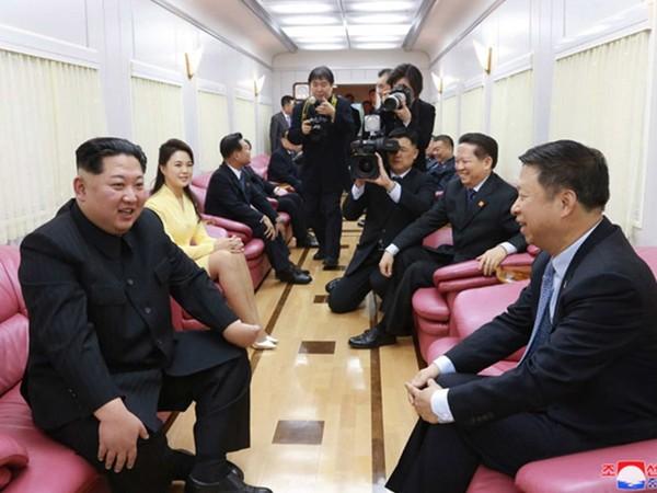 金正恩「超天價打造墨綠色列車」大揭密 威力+防禦度高到驚人...最高時速卻讓南韓直接微笑:)