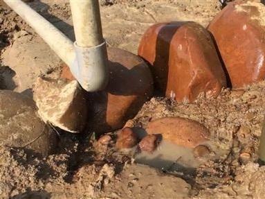 家裡窮到沒錢接水管 土地公托夢「乖乖挖這塊荒地」竟噴出超強水柱!