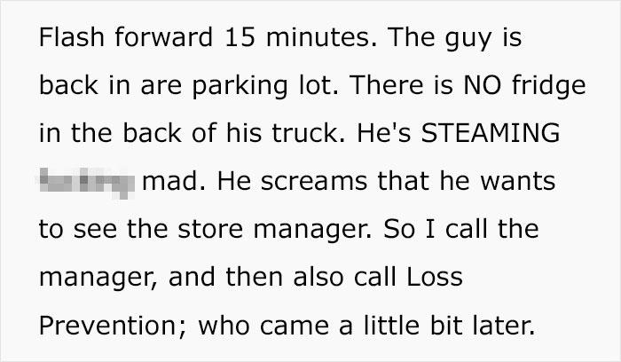 奧客堅持「用電線固定」後車廂 冰箱剛上路就斷3截…經理給他的「超無情回應」實在太爽!