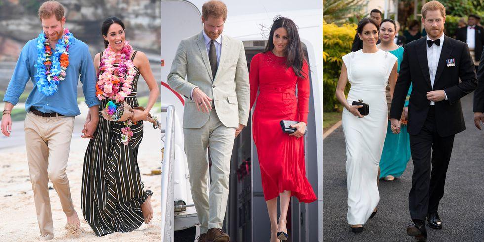20個2018年皇室「尷尬vs.精彩瞬間」 凱特與梅根當年的友好畫面…回不去了( ͡° ͜ʖ ͡°)