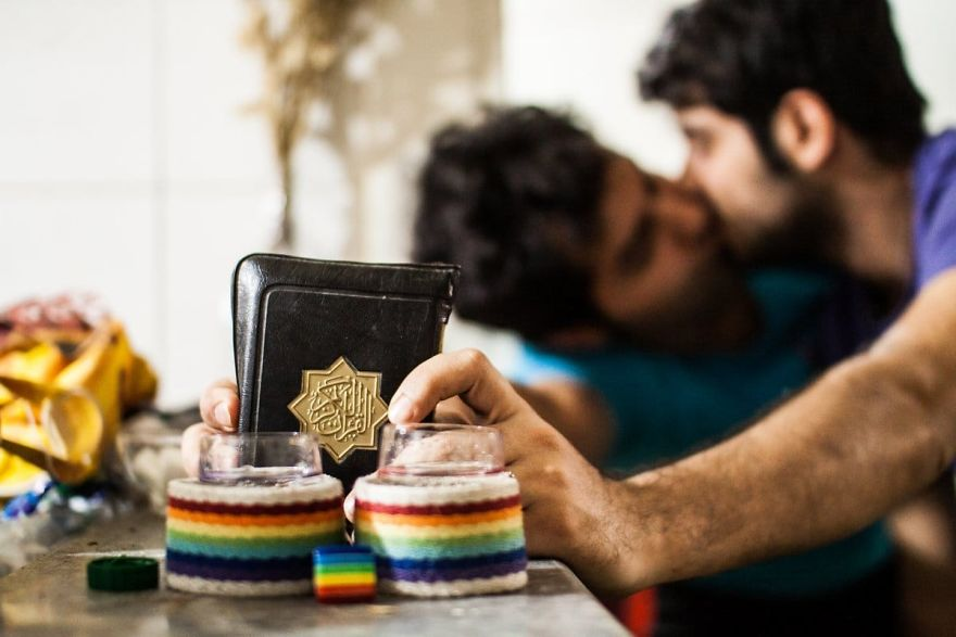 20張證明「伊朗絕對不是想像中暗黑」的稀有照片 熱血狂放的年輕人在街頭捍衛自由!