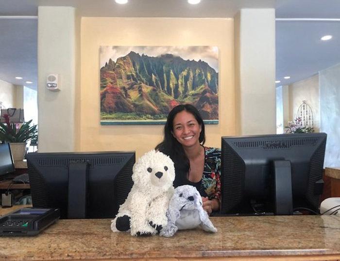男孩把最重要的娃娃忘在夏威夷 飯店「太親切的客房服務」讓人感動到想哭!