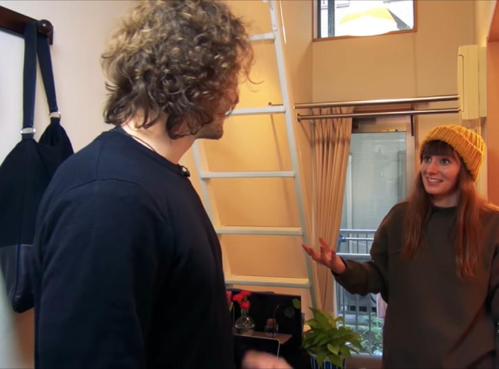 她住在「伸手就碰到牆壁」的2坪迷你房 裡面的「減法生活」比豪宅還舒服!