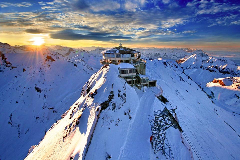 8個「再不存錢買機票就會來不及」的即將消失景點 阿爾卑斯山每年都在萎縮!