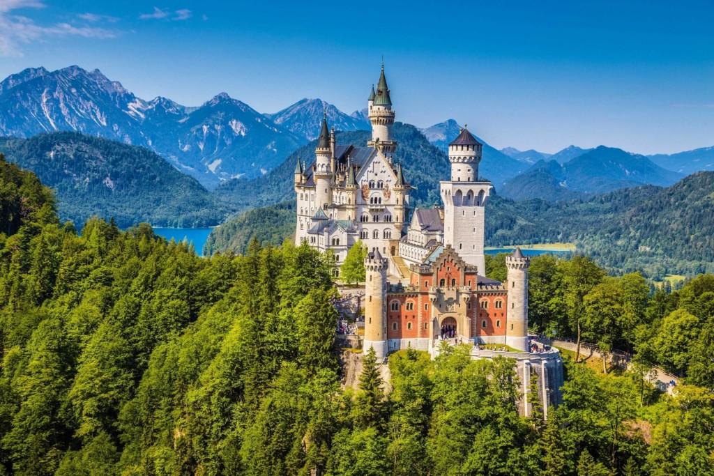 5個在冬天去後「才懂什麼叫童話世界」的德國知名景點 迪士尼城堡LOGO的原型也上榜!