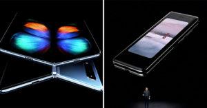 三星公佈第1支「折疊手機」售價卻讓全球傻眼 專家斷言:學了蘋果犯的錯...