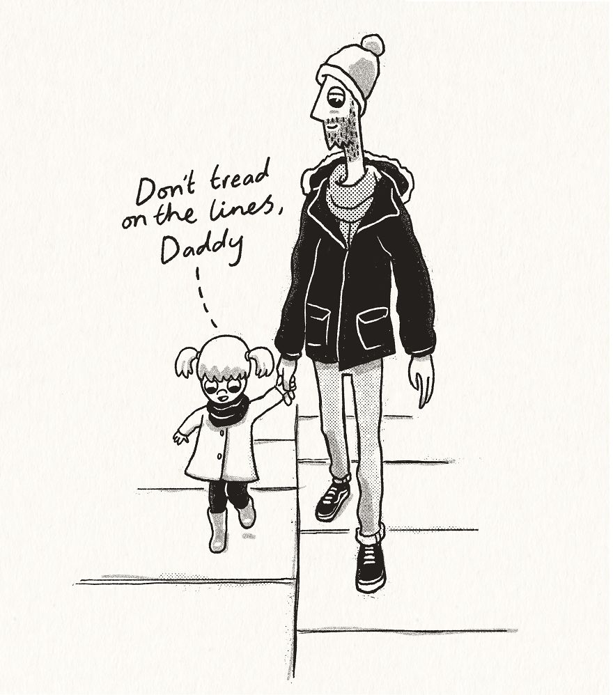 30張讓你大喊「這就是我要的感情」的溫馨家庭漫畫 小孩找到「媽媽專用的火箭」太尷尬了!