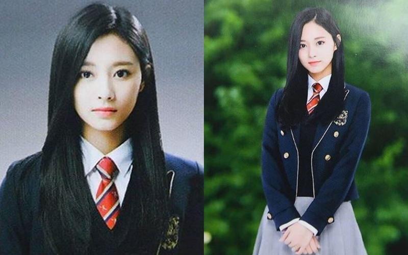 周子瑜高中畢業了!她的「超完美證件照」讓網友暴動了❤️️