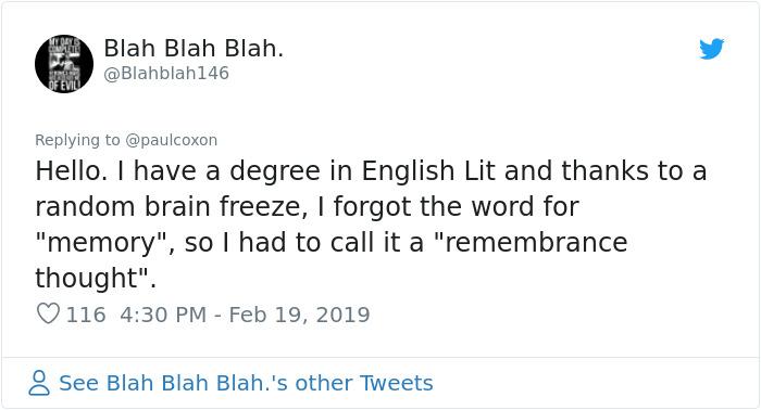 20個腦袋當機「忘了這個字怎麼念」的超爆笑瞬間 想喝湯卻説成「那個很溼很溼的沙拉」