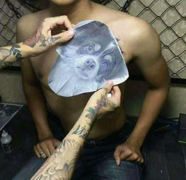 7個加速走出情傷的「前任刺青」正確處理案例 他把「劈腿女友變成狗」真的太帥了!