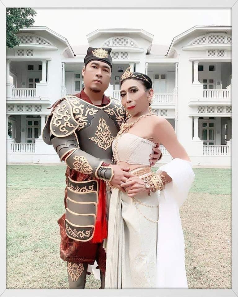 泰國「最辣美魔女」嫁小鮮肉爽曬結婚證書 網看婚紗照驚呆:這絕對是真愛...