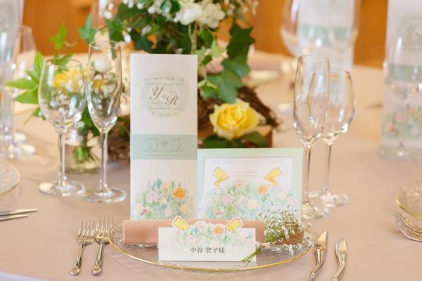 聯名婚顧公司推出「寶可夢婚禮」!跳脫宅味「超夢幻皮卡丘蛋糕」讓你幸福到哭出來❤