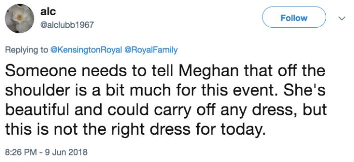 2張圖片看出「梅根其實超可憐」!凱特露肩禮服被大讚 網挖出對比照直接打臉酸民