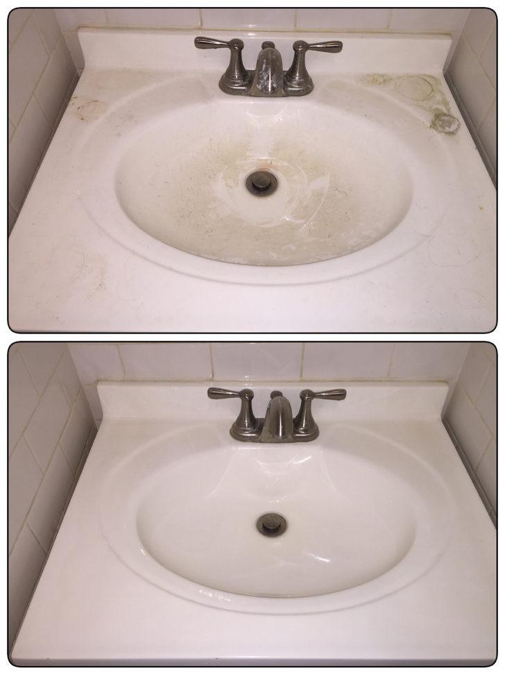 21張讓你「比去迪士尼還要滿足」的大掃除前後對比照 化妝台清理完真的太療癒!