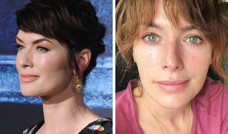 19位明星「卸妝後」的超巨大對比照片 娜塔莉波曼素顏就是「氣色超差的人妻」