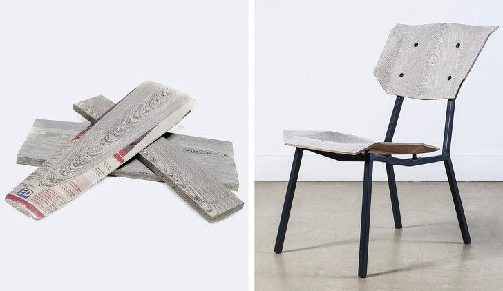 10種「讓地球願意再多給人類一點時間」的簡單拯救方法 舊報紙竟變成超狂坐椅