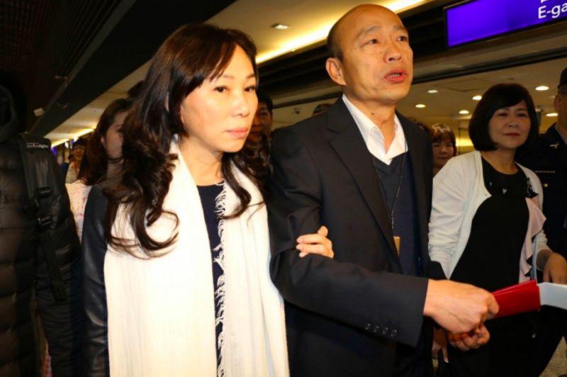 韓國瑜太累「請假在家睡」 市政會議紀錄被爆寫「公出」…網批:真的是躺著賺