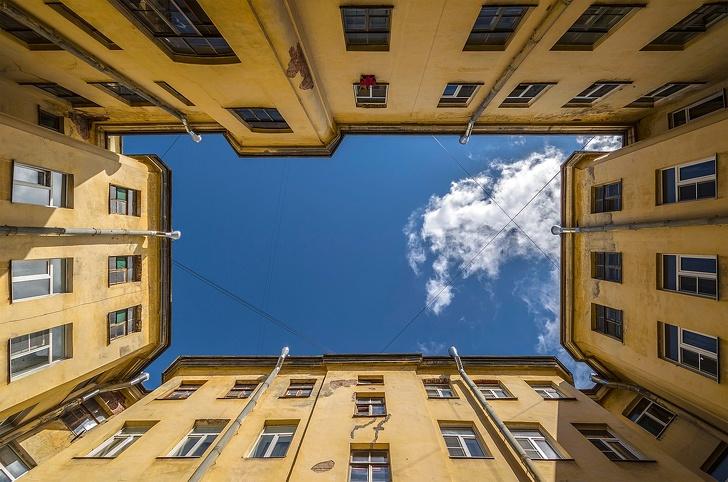 13個「長知識了!」的各國房子設計巧思 蘇聯公寓「在家就能倒垃圾」