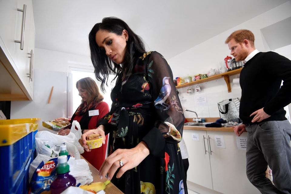 好友爆料梅根「撕開包裝」的真實面 每天「進廚房」就是抓住哈利的心機...