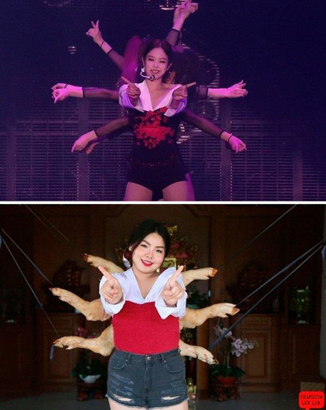 泰國網紅手作19個「超低成本」爆笑cosplay 《艾莉塔:戰鬥天使》手上那根放尊重啊