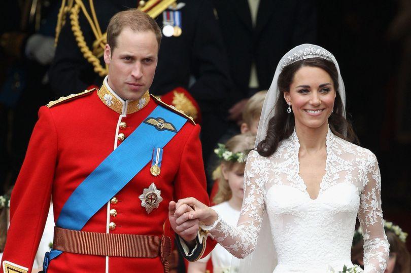 皇室爆料/哈利王子擔任哥哥的伴郎 致詞才說到一半…凱特直接「淚灑婚禮現場」