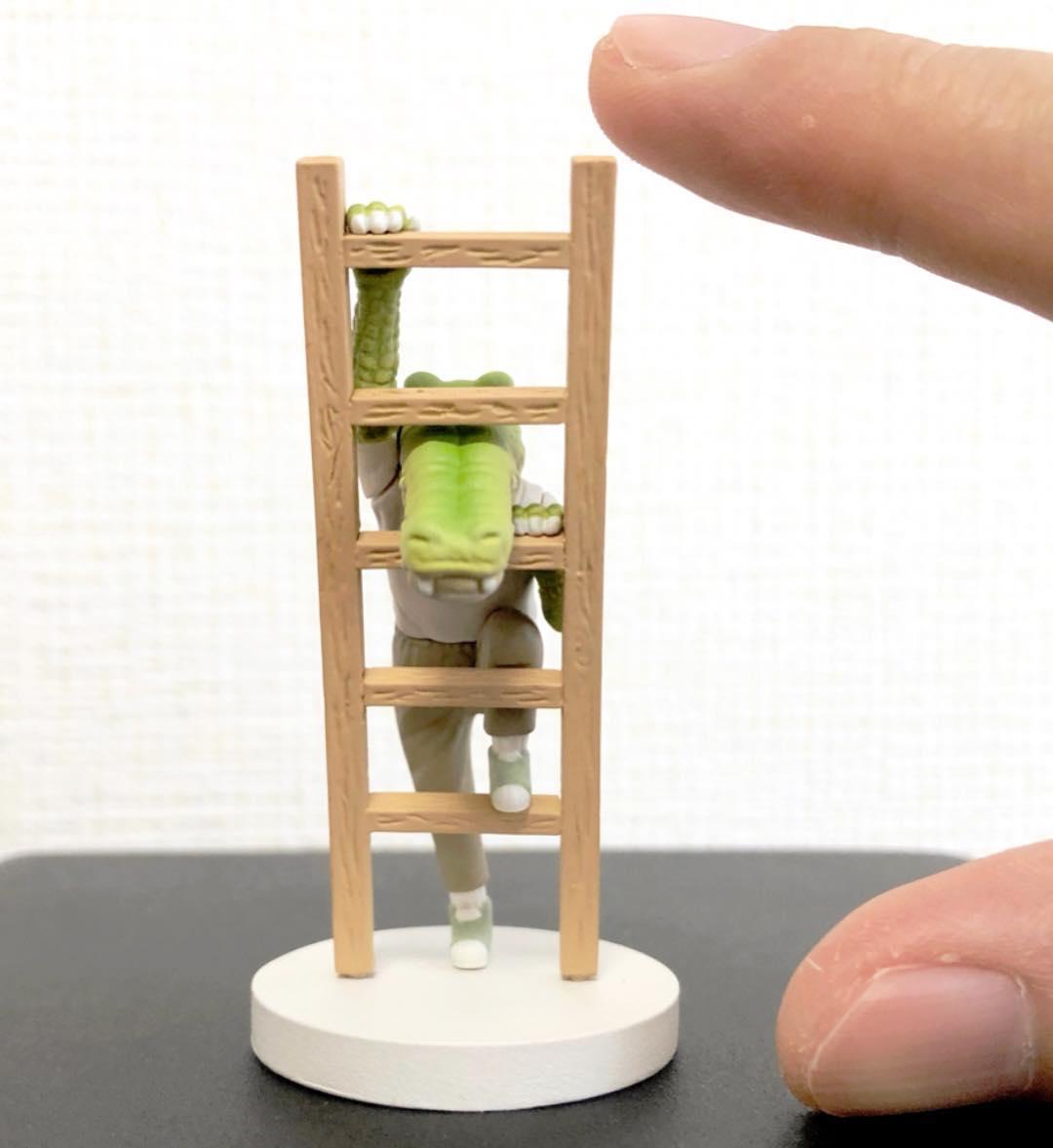 「最強腦洞插畫」要出扭蛋玩具了 6款「戳中盲點梗圖」擺在桌上就想笑XD
