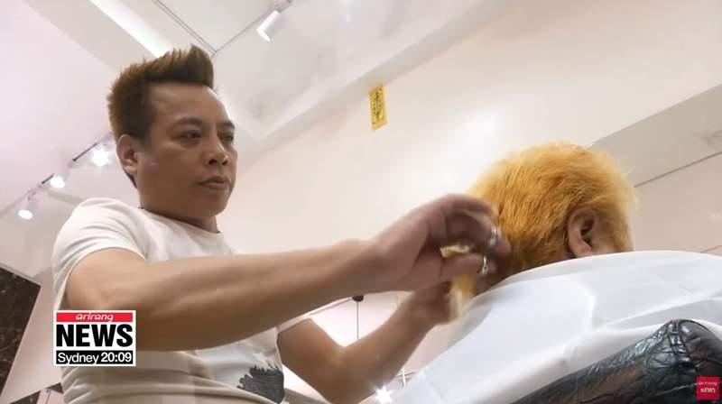 理髮師慶祝和平推「設計特殊髮型」免費 成品出爐後網大笑:各種國家元首XD