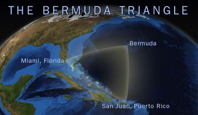 百慕達三角洲「搜集人魂的謎團」終於被揭開 科學家點出「天上的雲」是關鍵