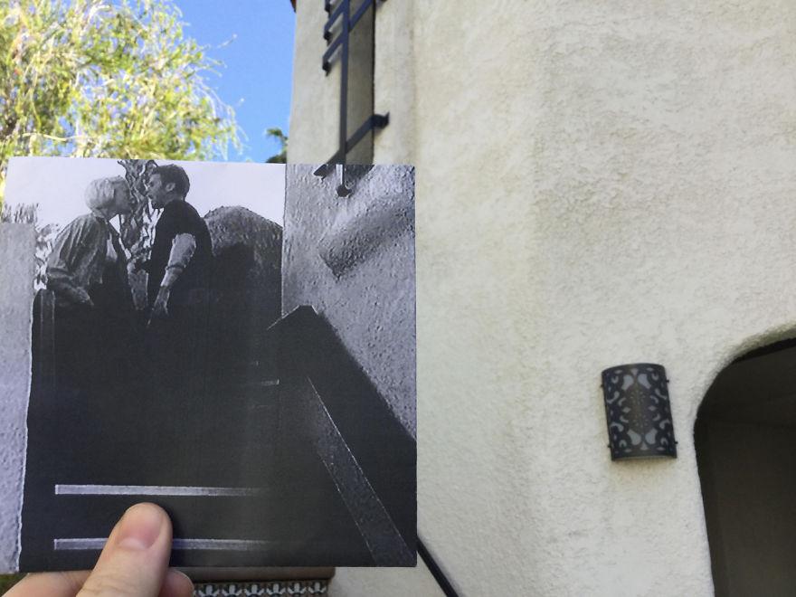 16張知名電影的「真實拍攝地點」對比照 《終極追殺令》的家讓粉絲想瘋狂朝聖!