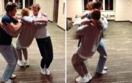 網路爆紅「破壞友誼的三角舞挑戰」 跳30秒就知道誰是「朋友圈老鼠屎」!