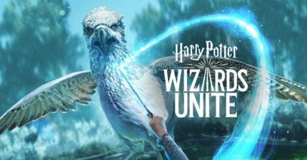 《哈利波特》新遊戲「學寶可夢玩法」在路上抓魔獸 黑巫師出現...拿魔杖出來單挑吧!